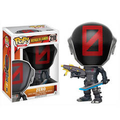 #210 - Zero (Borderlands 2)