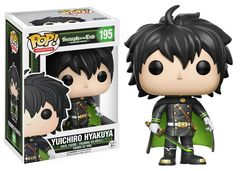 #195 - Yuichiro Hyakuya (Seraph of the End)