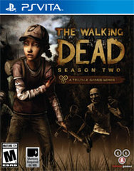 The Walking Dead: Season 2 (PS Vita)
