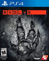 Evolve (Playstation 4) - PS4