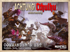Achtung! Cthulhu - Skirmish Commander's Set