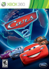Cars 2: The Video Game (360)