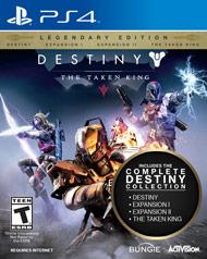 Destiny - The Taken King (Playstation 4) - PS4