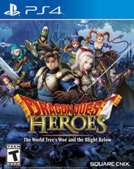 Dragon Quest Heroes - The World Tree's Woe and the Blight Below (Playstation 4) - PS4