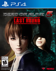 Dead or Alive 5 - Last Round (Playstation 4) - PS4
