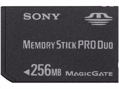 PSP Memory Stick PRO Duo 256MB