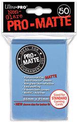 Light Blue - Pro Matte (Ultra Pro) - Standard Sleeves - 50ct