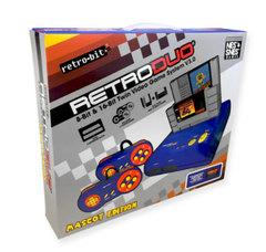 Retro Duo 8-bit/16-bit Console MASCOT EDITION