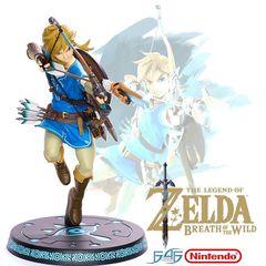 Link - Breath of the Wild (The Legend of Zelda)