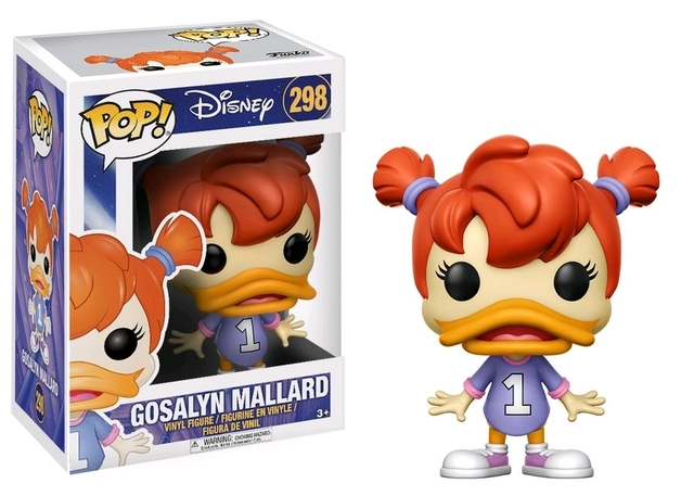 #298 - Gosalyn Mallard (Disney)