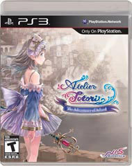 Atelier Totori: The Adventurer of Arland (Playstation 3)