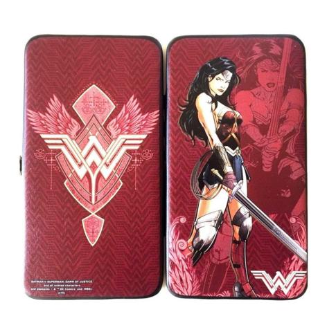 Wonder Woman - Dawn of Justice - Hinged Wallet (DC Comics)