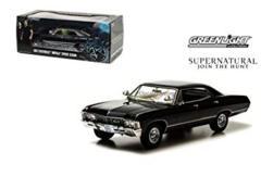 1967 Chevrolet Impala - Sport Sedan (Supernatural Join The Hunt) - Green Light 1:24