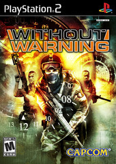 Without Warning (Playstation 2)