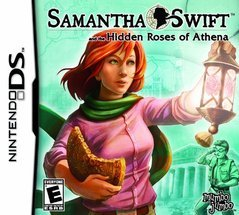 Samantha Swift and the Hidden Roses of Athena (Nintendo DS)
