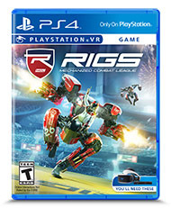 RiGS MCL: (Sony) - Playstation 4 VR