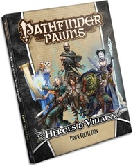 Pathfinder Pawns - Heroes & Villains Collection