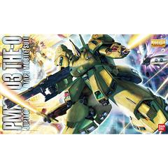 MASTER GRADE #137: ZETA GUNDAM - PMX-003 THE O