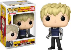 #258 - Genos (One Punch Man)