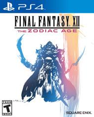 Final Fantasy XII - The Zodiac Age (Playstation 4) - PS4