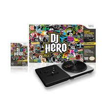 DJ Hero & Turntable