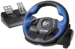 GT Force Gran Turismo 3 Steering Wheel (Playstation 2)