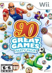 90 Great Games Party Pack (Nintendo Wii)