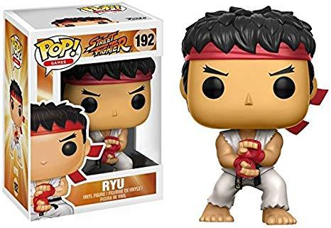 #192 - Ryu (Street Fighter) - Toysrus