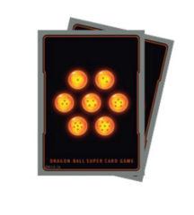 Card Back - Dragon Ball Super (Ultra Pro) - Standard Sleeves - 65ct