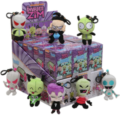 Invader Zim Plush Clips - Blind Box