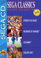Sega Classics Arcade Collection (Sega CD)