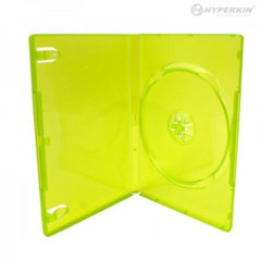 Replacement Game Case for Xbox 360 (Green)