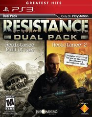 Resistance Dual Pack (Playstation 3)