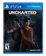 Uncharted The Lost Legacy (Playstation 4)