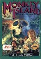 Secret of Monkey Island (Sega CD)