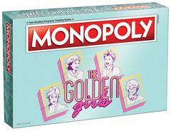 Monopoly - Golden Girls