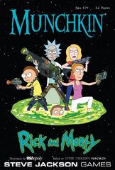 Rick and Morty - Munchkin