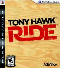 Tony Hawk Ride - Game Only (Playstation 3)