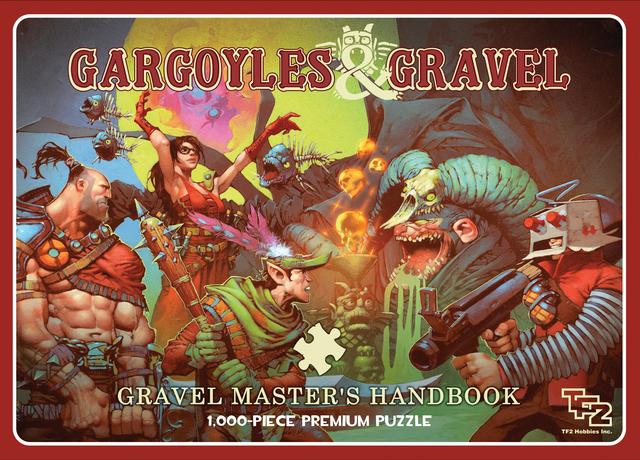 Gargoyles   Gravel (Team Fortress 2) - 1000 Pc - Random Sh t » Puzzles -  Wii Play Games 73fa360c5