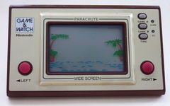 Game & Watch: Parachute (Wide Screen Series)