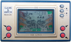 Game & Watch: Egg (Wide Screen Series)