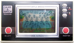 Game & Watch: Turtle Bridge (Wide Screen Series)