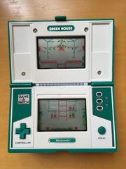 Game & Watch: Green House (Multi Screen Series)