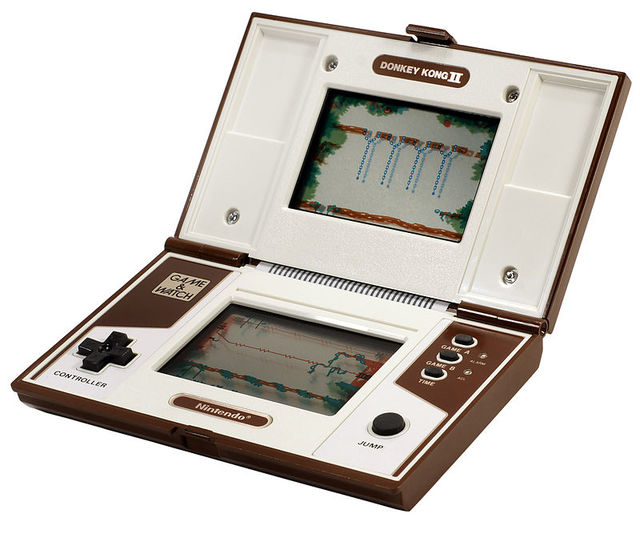 Game & Watch: Donkey Kong II (Multi Screen Series)