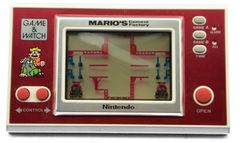 Game & Watch: Mario's Cement Factory (New Wide Screen Series)