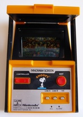 Game & Watch: Snoopy (Panorama Screen Series)