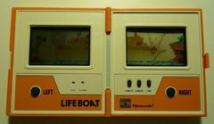 Game & Watch: Life Boat (Multi Screen Series)