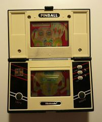 Game & Watch: Pinball (Multi Screen Series)