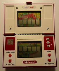 Game & Watch: Blackjack (Multi Screen Series)