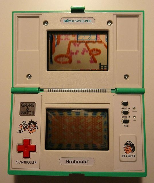 Game & Watch: Bomb Sweeper (Multi Screen Series)